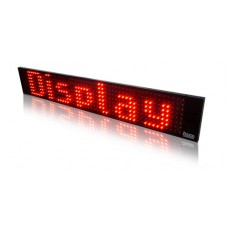LED panel 1-color (160x25 cm)