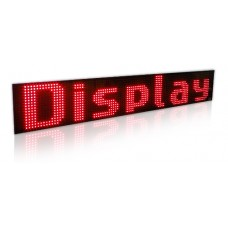 LED panel 1-color (280x48 cm)