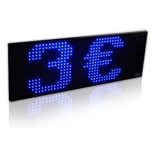 LED panel 1-color (130x48 cm)